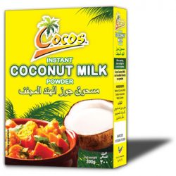 Cocos Coconut Cream Powder 300g